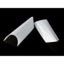 Tipsuri Unghii EDGE White - 100 Buc