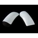 Tipsuri Unghii White - 100 Buc