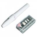 Pila Unghii cu Baterii + 5 Capete Freza