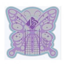 Sabloane unghii fluture JeromeStage - 300 buc