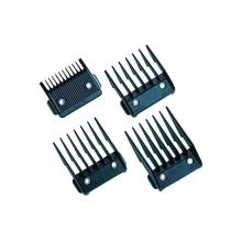 WAHL inaltatoare metalice set 4 buc 3-13 mm