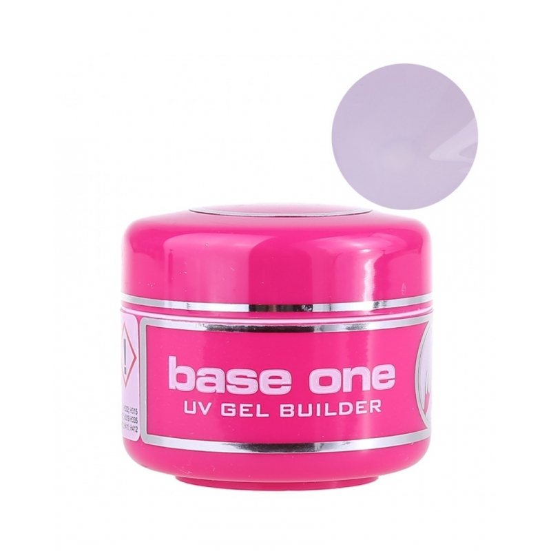 Gel UV Base One  Thick Clear