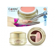 Gel UV de Constructie CANNI 15G hard pink 308