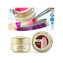 Gel UV de Constructie CANNI 15G pink 315