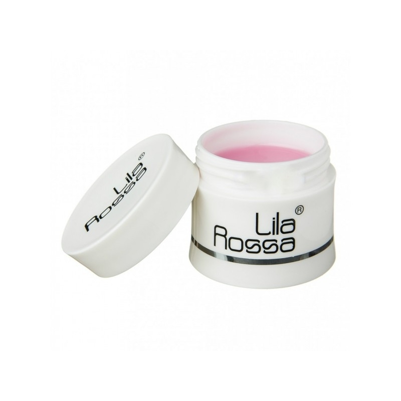 Gel uv soak off lila rossa 15 ml roz laptos 3 in 1