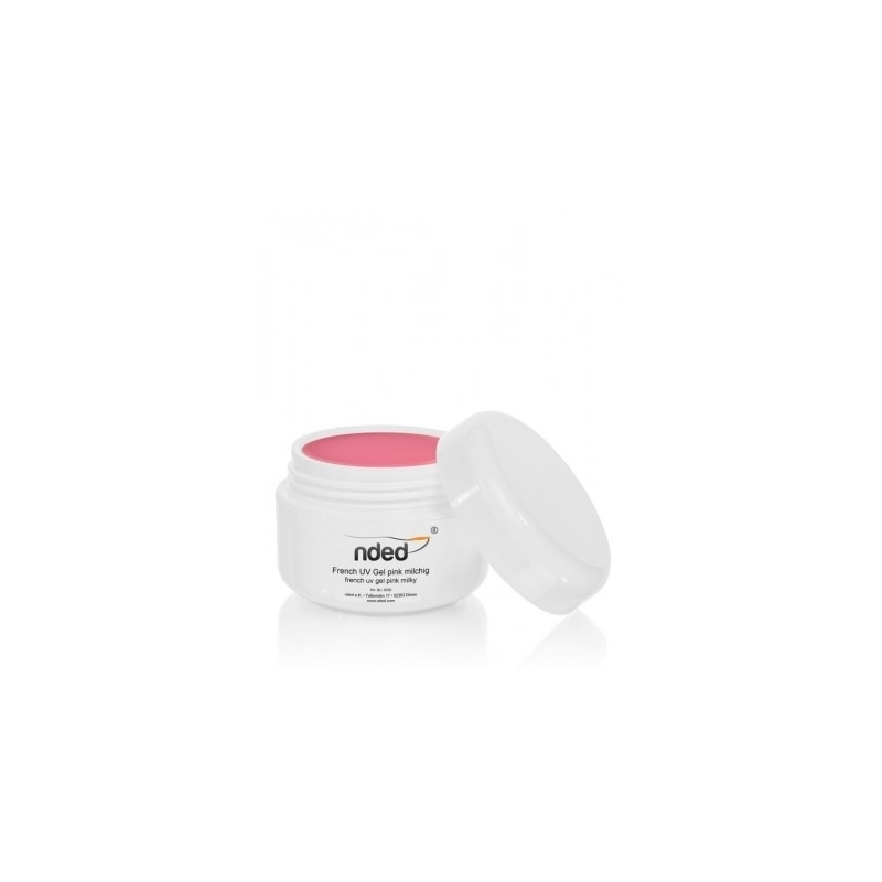 Gel UV pentru french nded 15 ml Roz