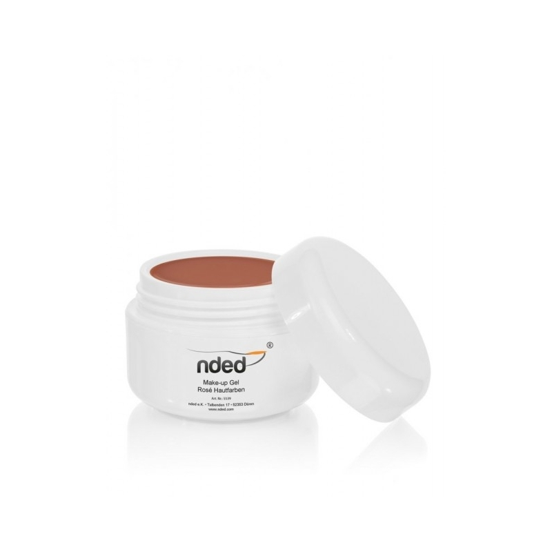 Gel UV Camuflaj NDED Roz 15 ml