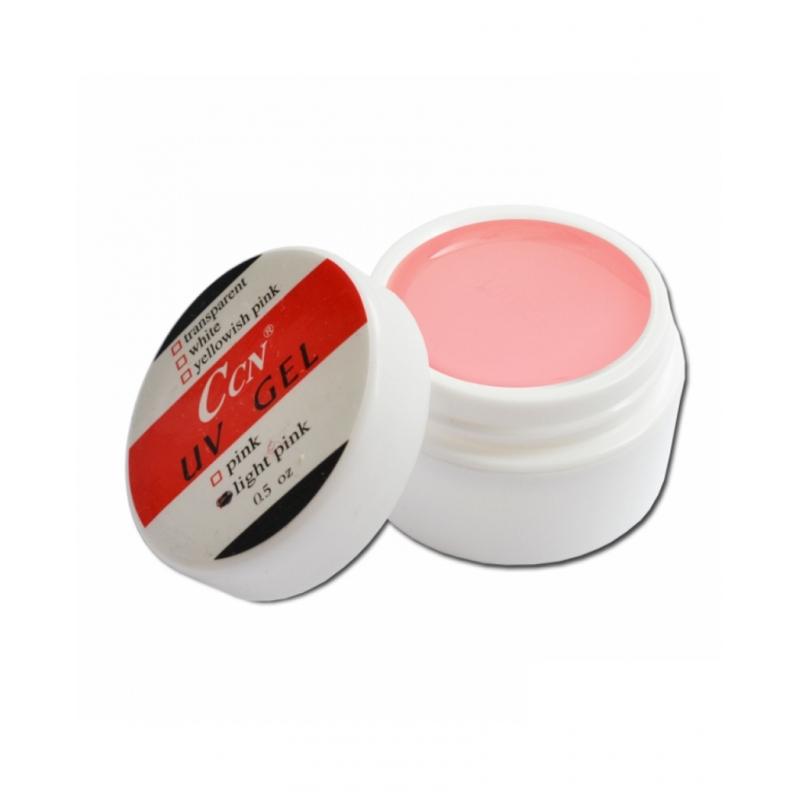 Gel uv CCN org 15g Light Pink