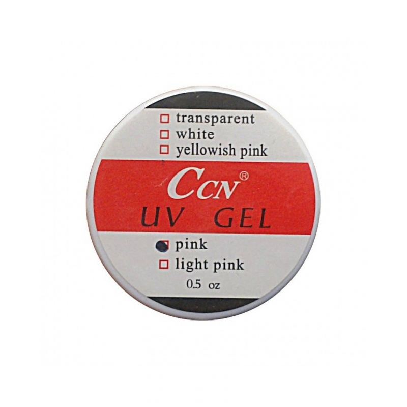 Gel uv CCN org 15g Pink