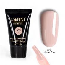 Polygel Canni - nude pink 855