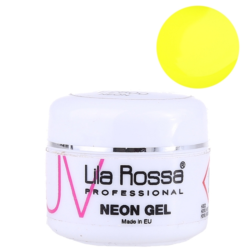Gel UV color Lila Rossa Neon 5 g E28-00
