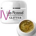 Gel uv color Lila Rossa GLITTER 5 g E24-09