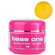 Gel UV Color Base One 5 g Sunflower Yellow 75