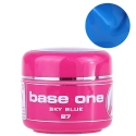 Gel UV Color Base One 5 g Sky Blue 27