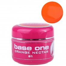 Gel UV Color Base One 5 g Orange Nectar 81