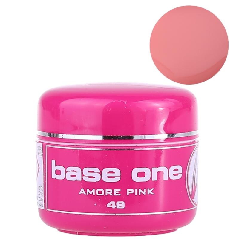 Gel UV Color Base One 5 g Amore Pink 48