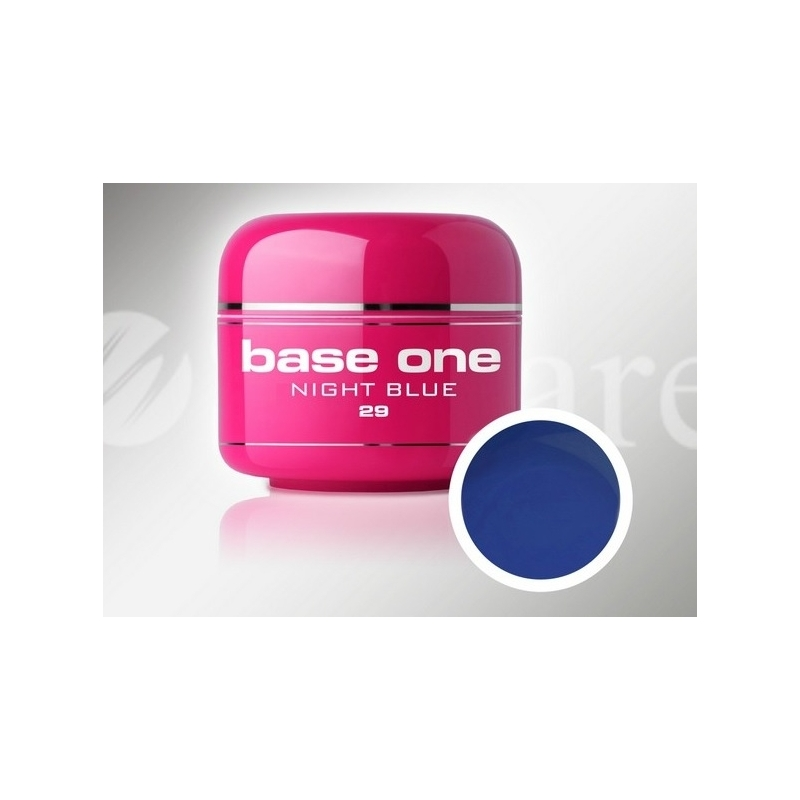 Gel Uv Color Base One 5 g Night Blue 29
