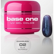 Gel UV Color Base One 5 g chameleon blue-buterfly 02