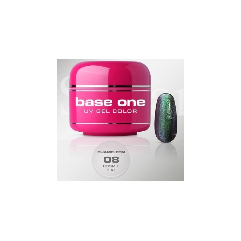 Gel UV Color Base One 5 g chameleon cosmic-girl 08