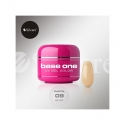 Gel UV Color Base One 5 g Pastel beige-09