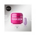 Gel UV Color Base One 5 g Pastel violet-12