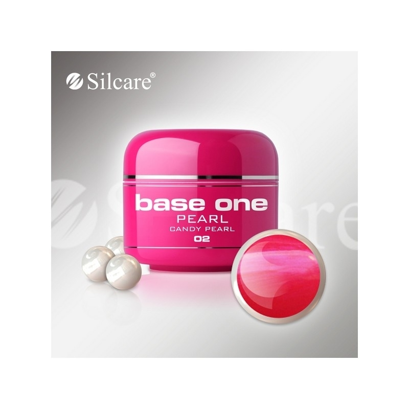 Gel UV Color Base One 5 g Pearl candy-pearl-02
