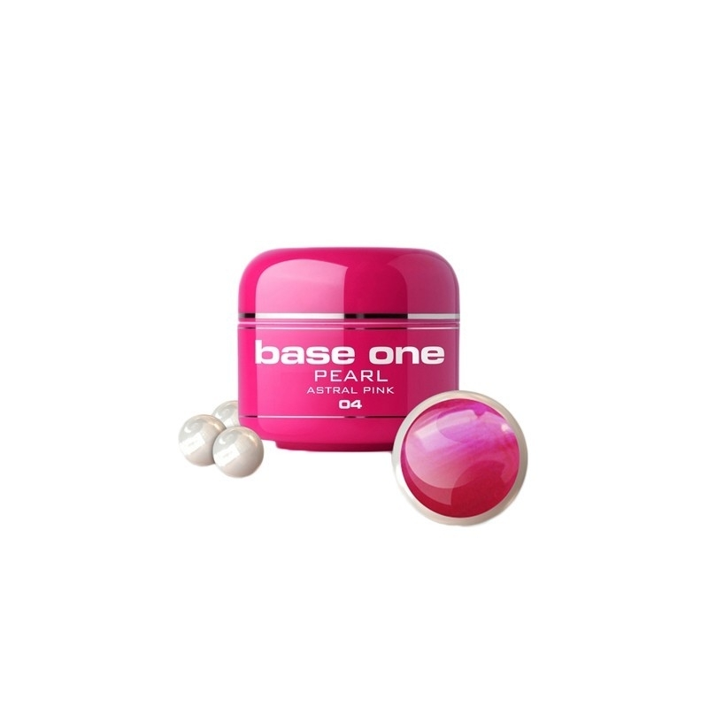 Gel UV Color Base One 5 g Pearl astral-pink-04