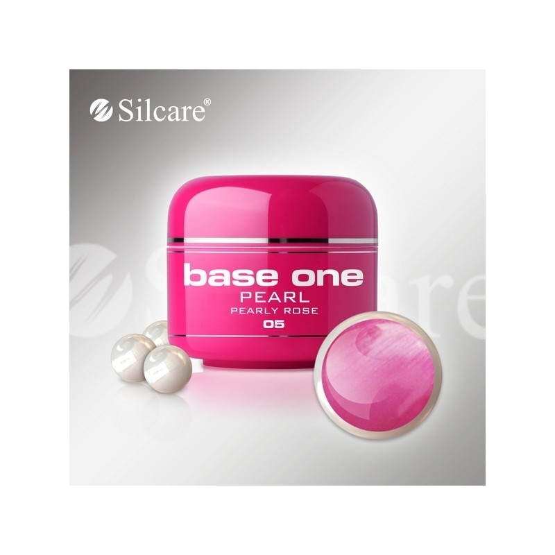 Gel UV Color Base One 5 g Pearl pearly-rose-05