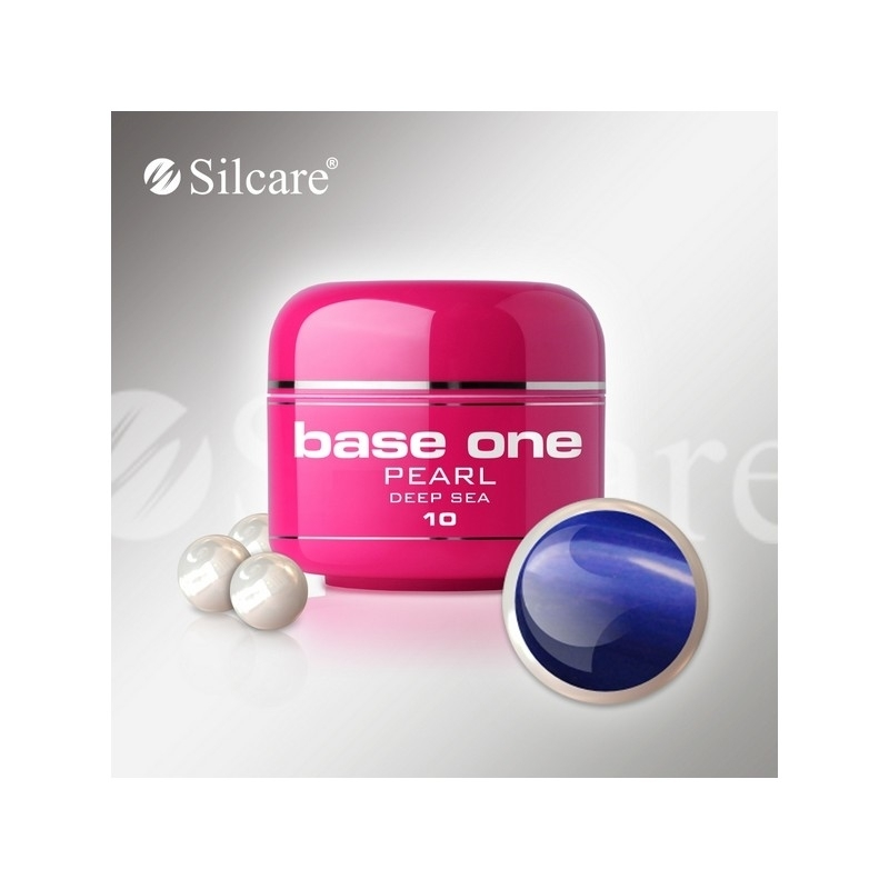 Gel UV Color Base One 5 g Pearl deep-sea-10