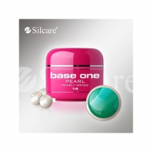 Gel UV Color Base One 5 g Pearl pearly-grass-14