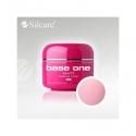 Gel UV Color Base One 5 g Matt cream-pink-08