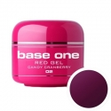 Gel UV Color Base One 5 g Red candy-cranberry-02