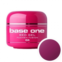 Gel UV Color Base One 5 g Red fuchsia-fusion-04