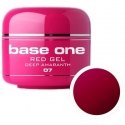 Gel UV Color Base One 5 g Red deep-amaranth-07
