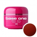 Gel UV Color Base One 5 g Red rich-love-09