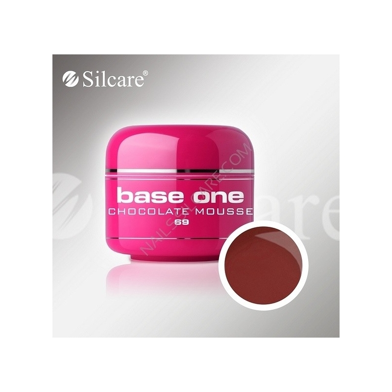Gel UV Color Base One 5 g Marsal chocolate-mousse-69