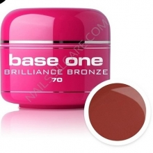 Gel UV Color Base One 5 g Marsal brilliance-bronze-70