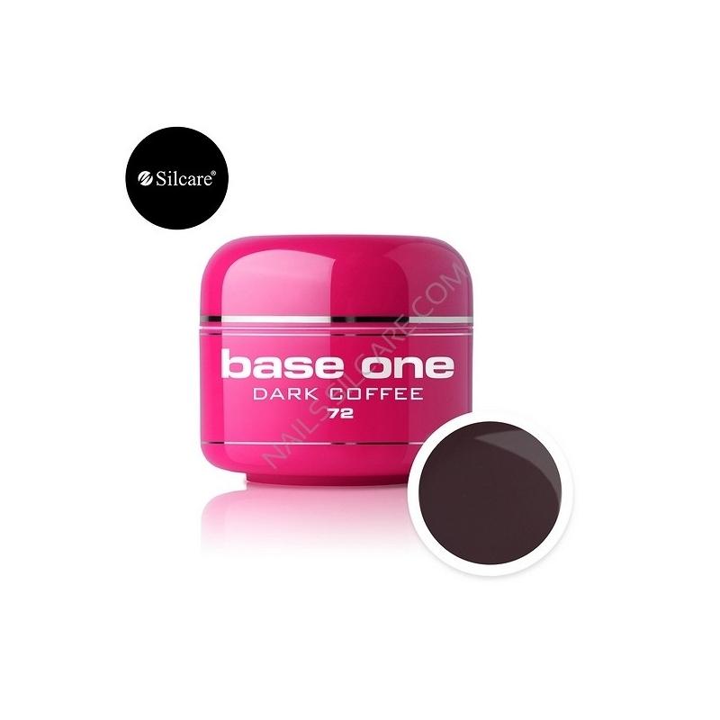 Gel UV Color Base One 5 g Marsal dark-coffee-72