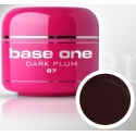 Gel UV Color Base One 5 g Marsal dark-plum-87