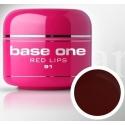Gel UV Color Base One 5 g Marsal red-lips-91