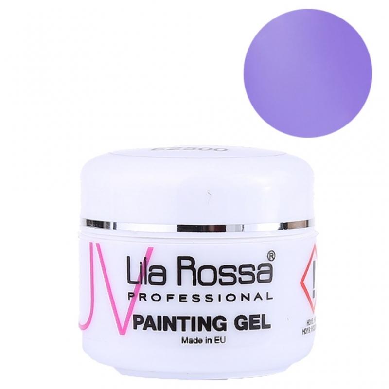 Gel UV Pictura Lila Rossa 5g Nr.02