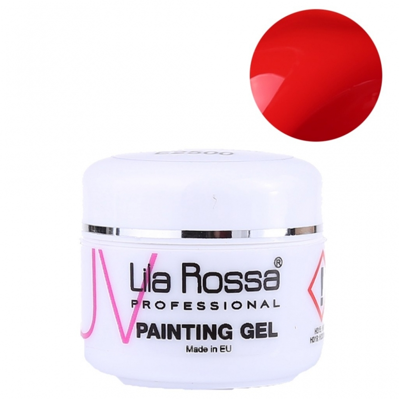 Gel UV Pictura Lila Rossa 5g Nr.09