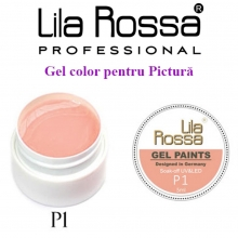 Gel UV Pictura Lila Rossa Nr.01