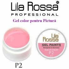 Gel UV Pictura Lila Rossa Nr.02