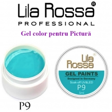 Gel UV Pictura Lila Rossa Nr.09