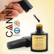Oja Top Coat Soak Off Canni