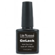 Oja Top Coat Soak Off Gelack Matt