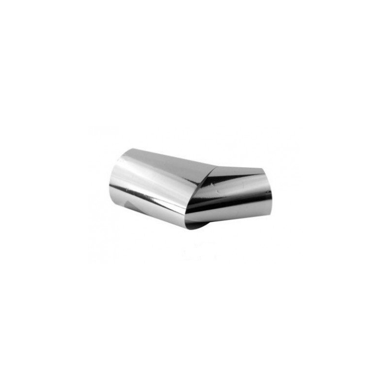 Folie de transfer unghii - argintiu