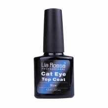 Top Coat Soak-off Lila Rossa Cameleon Cat Eye 7.3 Ml Blue