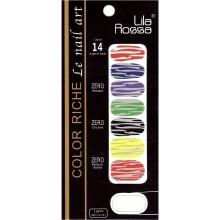 Sticker Unghii 14 In 1 Lila Rossa Lr022
